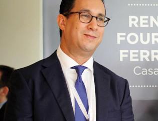 Taoufiq Boussaïd, PDG de Bombardier Transport