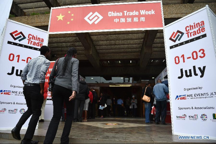 China Trade Week Morocco
