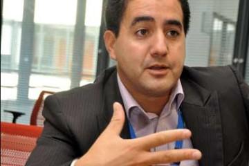 Othman Serraj, DG du Pôle Offshoring du groupe Saham