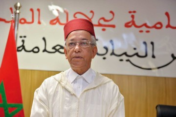 Mustapha Fares, président délégué du Conseil supérieur du pouvoir judiciaire