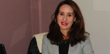 Dounia Boumehdi, directrice générale de MITC Capital