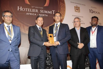 Eagle Hills a reçu le prix d'excellence lors de la 13ème édition de l'Hotelier Summit Africa.