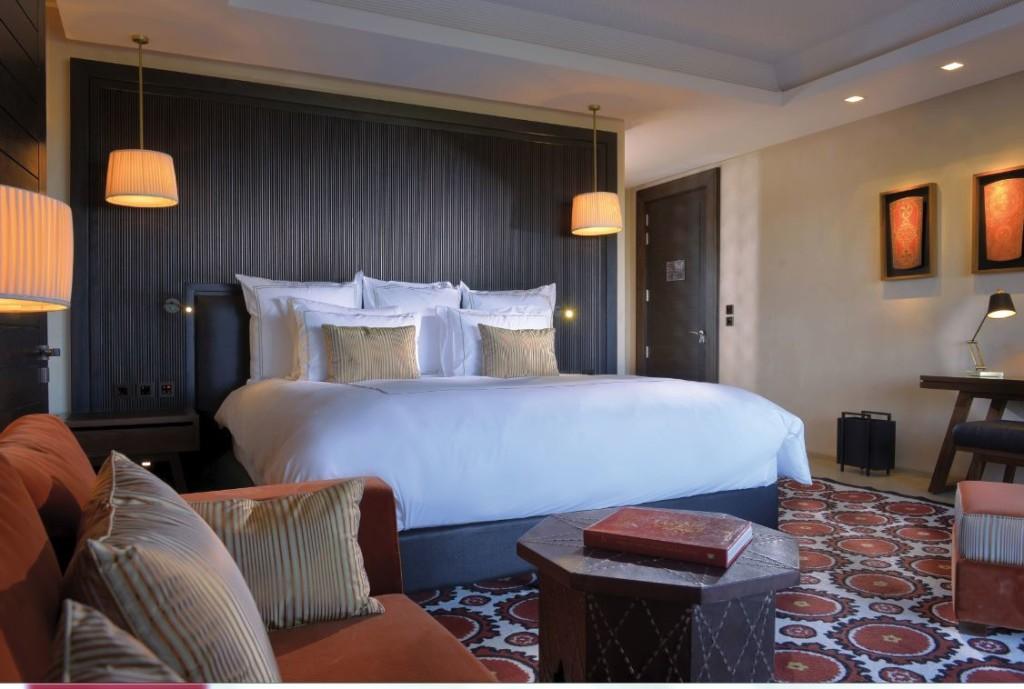 Fairmont Marrakech Chambre