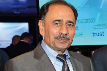 Shakeel Qazi,  Directeur Général et Membre du CA de Kansai Paint Moyen-Orient et CEI