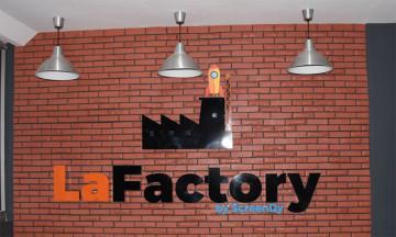 LaFactory a été lancée fin septembre 2017 au Technopark de Casablanca.