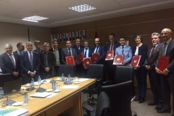 Le LIA a pour ambition d'accompagner les établissements de recherche marocains et français par des actions structurantes pour le développement d'expertise et de savoir-faire en big data.
