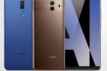 La série Huawei Mate 10