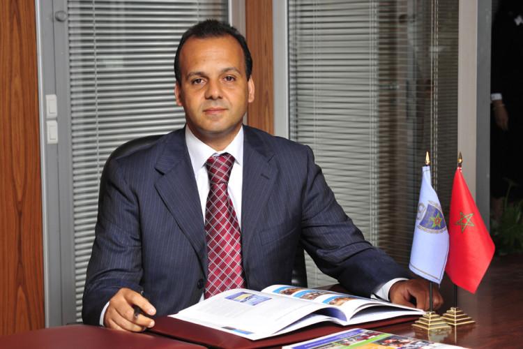 Nabyl Lakhdar, DG de l'ADII