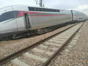 Aucun impact ni sur le matériel du TGV ni sur la poursuite des essais n'est à signaler, souligne l'ONCF.