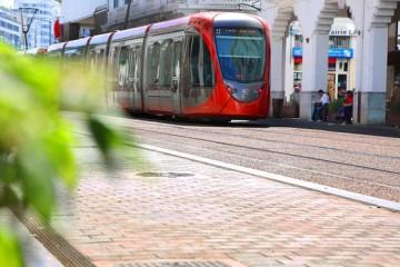 Le soutien de l'AFD consiste en une deuxième ligne du tramway de Casablanca d'une longueur de 15 km accompagnée d'une extension de la ligne 1.
