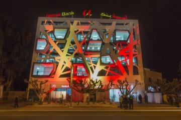 Avec l'ouverture de son siège, Umnia Bank complète ainsi son identité et son indépendance effective.