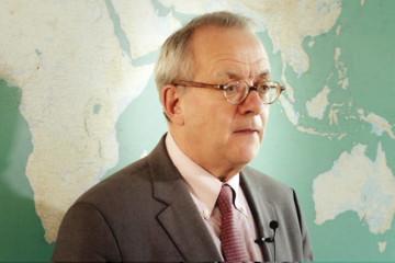 Gérard Wolf, vice-président du Medef