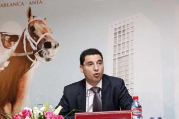 Omar Skali, DG de la Sorec