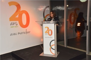 Fathia Bennis, PDG de Maroclear
