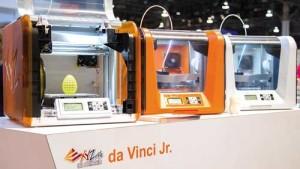 Imprimante 3D da Vinci Jr