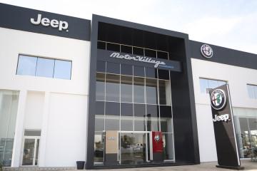 Le Motorvillage, flagship de FCA Morocco situé à Bouskoura