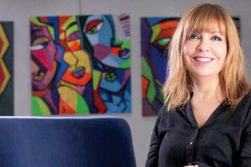 Nadia Chellaoui, artiste
