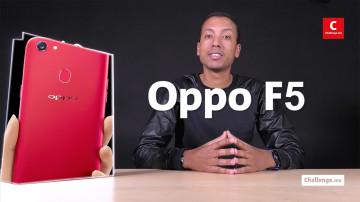 """Le Oppo F5 intègre une caméra frontale de 20 MP d'une ouverture F2.0 ultra-sensible et dotée d'un capteur de 1/2,8""""."""