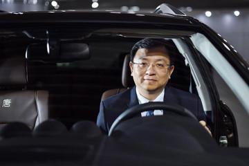 Wang Chuanfu, fondateur du fabricant automobile BYD (Build Your Dreams)