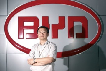Wang Chuanfu, fondateur du fabricant automobile BYD (Build Your Dreams)