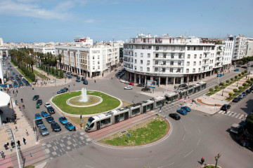 De façon générale, Rabat, avec ses programmes neufs de qualité, ne semble pas vraiment touchée par la crise.