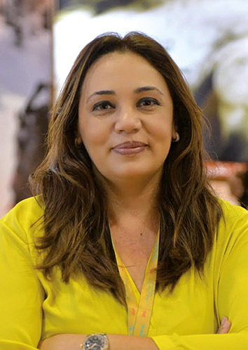 Sana Smyej, fondatrice de l'agence « Publikart » : une communicante engagée