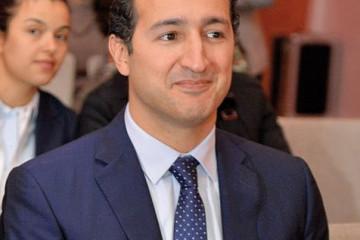 Othman El Ferdaous secrétaire d'État chargé de l'Investissement