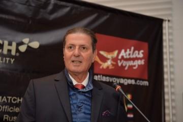 Othman Cherif Alami, gérant d'Atlas Voyages