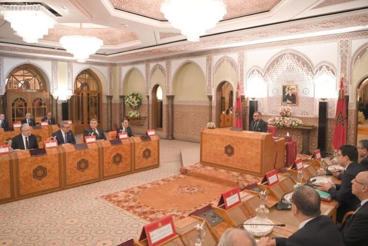 Conseil des ministres 22-01-2018