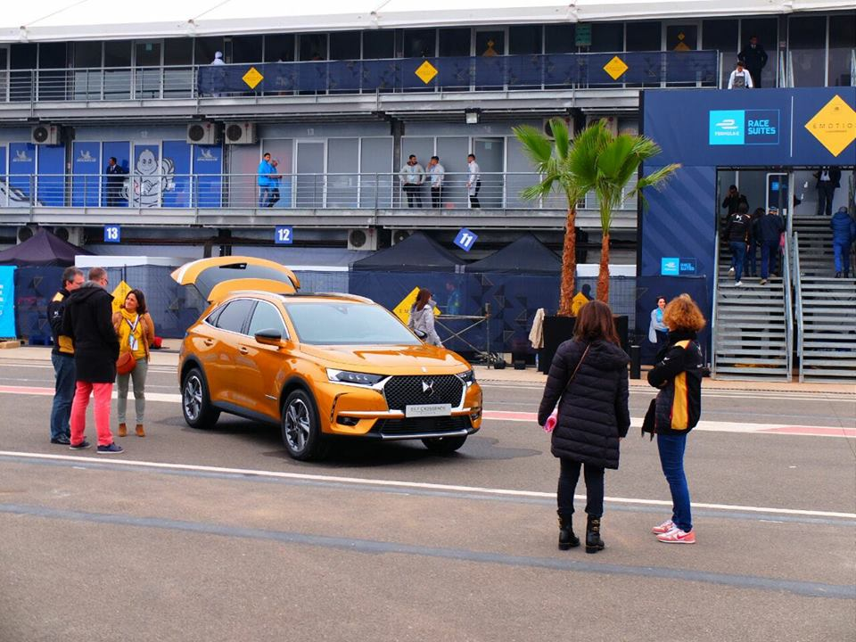 DS7 Crossback Marrakech