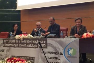 Société marocaine d'Endocrinologie, Diabétologie et Nutrition
