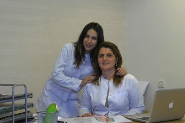 Fatine Bensouda et Dr Bouchra Benchekroun, co-fondatrices de Anti-aging & Wellbeing Center