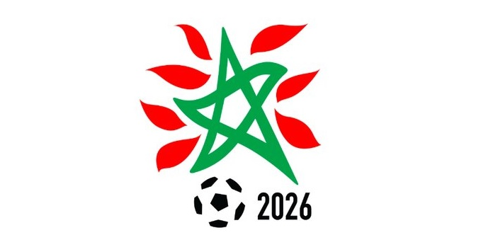 Logo Morocco World Cup 2026