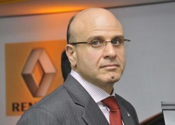 Marc Nassif, DG de Renault