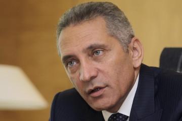 Moulay Hafid Elalamy, président du comité de candidature du Maroc pour la Coupe du monde 2026.