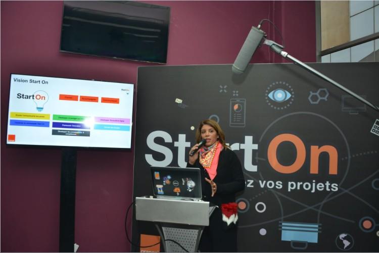 Nadia Mrabi, experte RSE de Orange Maroc