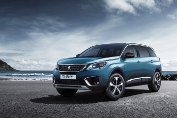 Le nouveau Peugeot 5008 est le premier SUV à disposer d'une modularité digne des meilleurs monospaces.