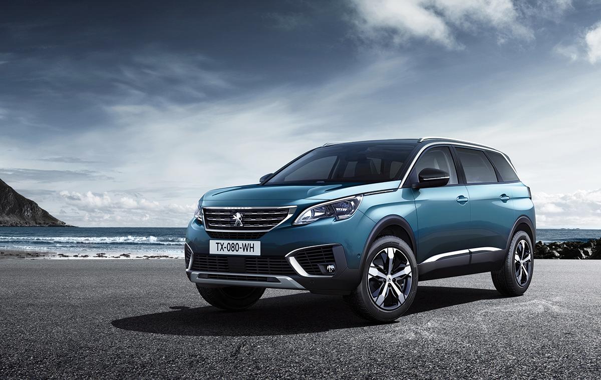 Peugeot 5008 : nouveau segment, nouvelles ambitions
