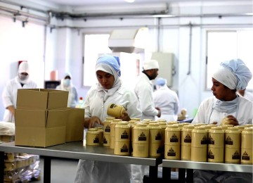 La Société Impériale des Thés et Infusions (SITI) décroche un méga-contrat à l'export.