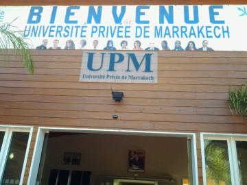 Cet accord s'inscrit dans le cadre de l'ouverture du programme licence et master en journalisme de l'UPM.