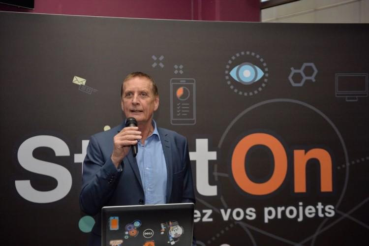 Yves Gauthier, DG de Orange Maroc