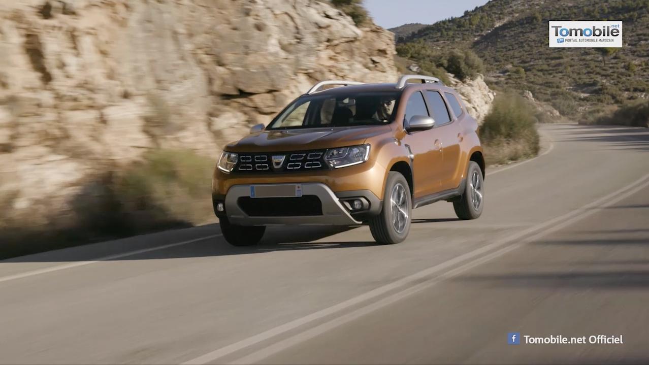 New Dacia Duster : même allure, nouveau leader !