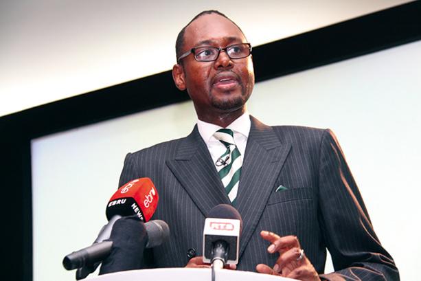 Amadou Mahtar Ba, président de EEDEE