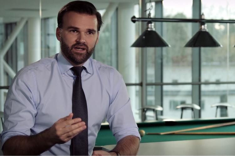 Christopher Engman, directeur des ventes et du marketing de Climeon
