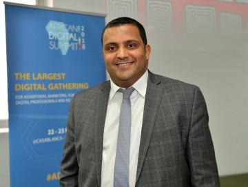 Mounir Jazouli, président du Groupement des Annonceurs du Maroc (GAM)
