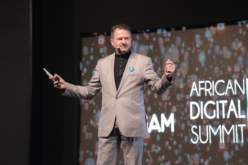 Michalis Michael, PDG de DigitalMR (Grande-Bretagne)