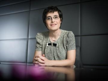 Nadia Fassi Fihri, PDG de inwi