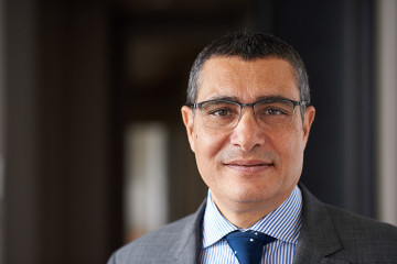 Saïd Ibrahimi, CEO de Casablanca Finance City Authority