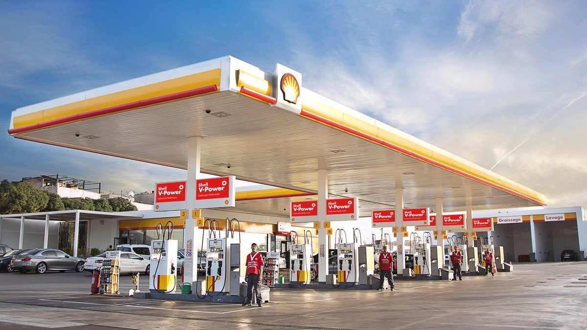 Shell accueille son  premier magasin Leader Price