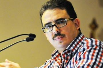 Taoufik Bouachrine, directeur de Akhbar Al Yaoum